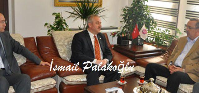 Afşinli hemşerimiz İsmail Palakoğlu TDV Genel Müdürlüğüne atandı.