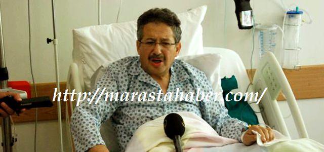 Başkan Poyraz'ın durumu iyi, saldırgan yakalandı