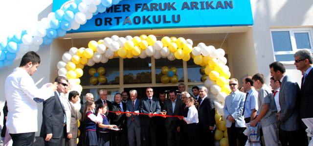 Kahramanmaraş'ta İlköğretim Haftası kutlamaları