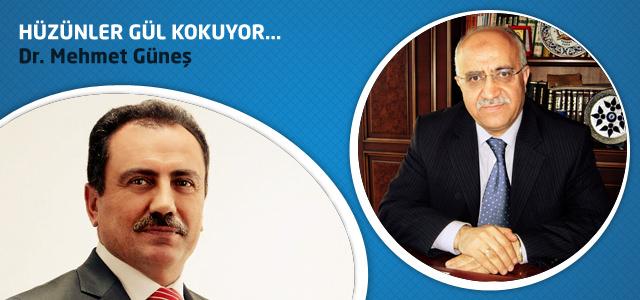 Hüzünler Gül Kokuyor – Dr.Mehmet Güneş