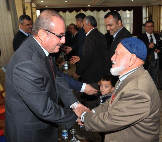 Vali Şükrü Kocatepe Bayram Ziyaretleri Gerçekleştirdi
