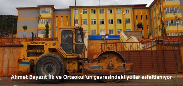 Kahramanmaraş Belediyesi eğitime katkı vermeye devam ediyor