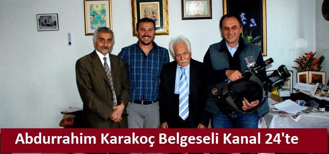 Abdurrahim Karakoç için belgesel hazırlanıyor