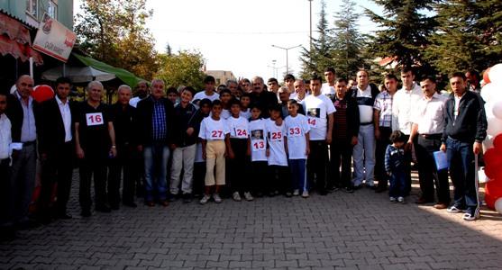 Abdurrahim Karakoç anısına koşu düzenlendi