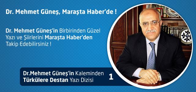 Türkülere Destan 1 – Dr.Mehmet Güneş