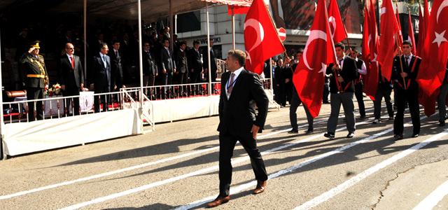 29 Ekim Cumhuriyet Bayramı, Kahramanmaraş'ta Coşkuyla Kutlandı