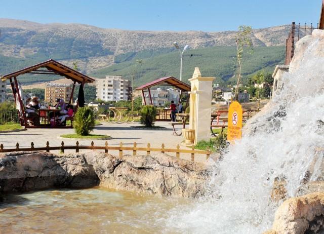 Abdurrahim Karakoç Parkı Açılıyor !