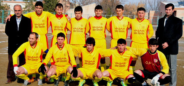 Afşin Belediye spor 1'de 1 Yaptı