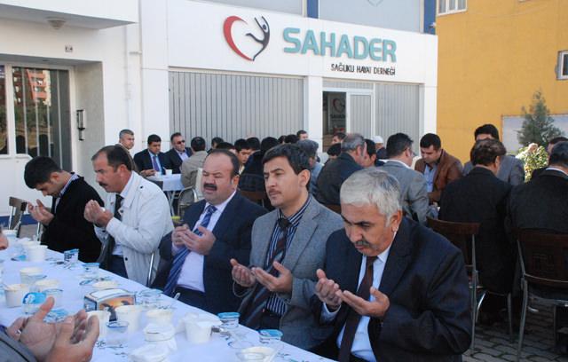 SAHADER'den Aşure Etkinliği