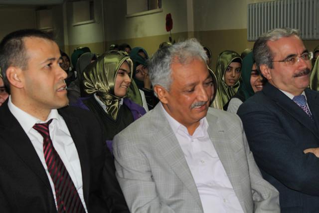 Kahramanmaraş Anadolu İHL'de Kariyer Günleri