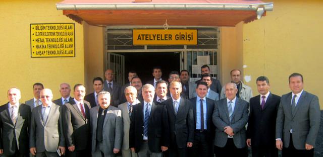 Fatih Projesi Teknoloji Ve Liderlik Forumu Pazarcık'ta…