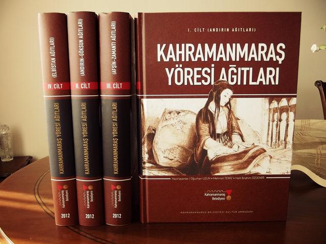 Kahramanmaraş Yöresi Ağıtları - Ramazan Avcı