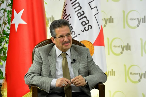 Belediye Başkanı Mustafa Poyraz : Kahramanmaraş'ı bir adım öteye götürme gayrentindeyiz