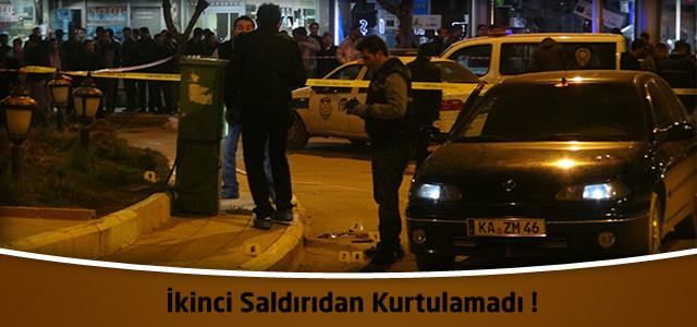 Kahramanmaraş'ta Cinayet: 1 Ölü