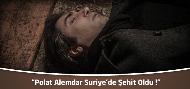 """Kurtlar Vadisi Pusu 175.Bölüm : """"Polat Alemdar Suriye'de Şehit Oldu"""""""