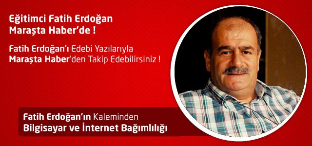 Bilgisayar ve İnternet Bağımlılığı – Fatih Erdoğan