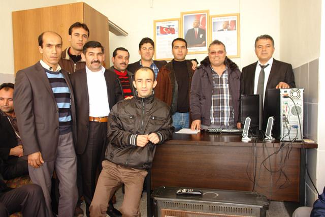 AK Parti'den GÖR-DER'e ziyaret
