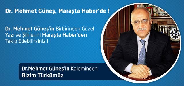 Bizim Türkümüz – Dr.Mehmet Güneş
