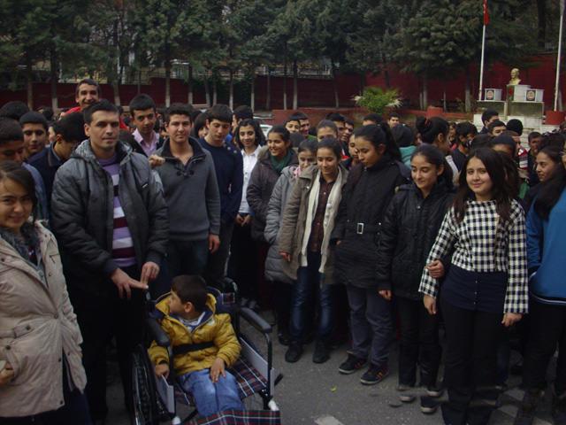 Fatih Anadolu Lisesi'nden Anlamlı Kampanya