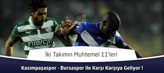 Kasımpaşaspor – Bursaspor Maçı LigTV'de