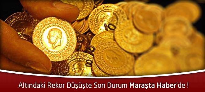 Altın fiyatı ne kadar oldu ? Çeyrek altın fiyatı 24 Nisan 2013