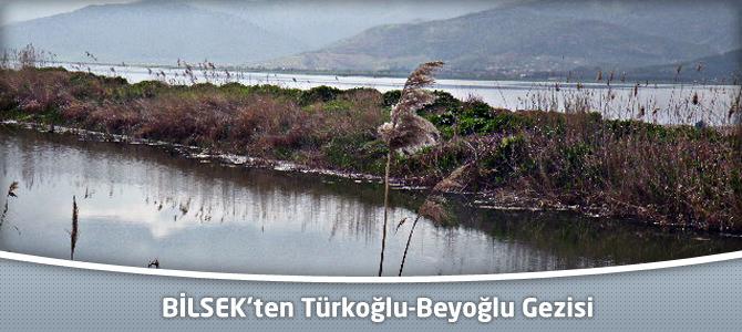 BİLSEK'ten Türkoğlu-Beyoğlu Gezisi