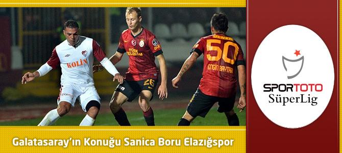 Galatasaray – SB Elazığspor Maçı geniş özeti