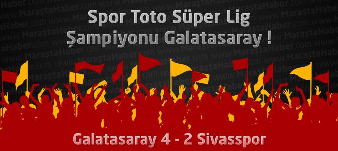 Galatasaray 4 – 2 Sivasspor Geniş maç özeti