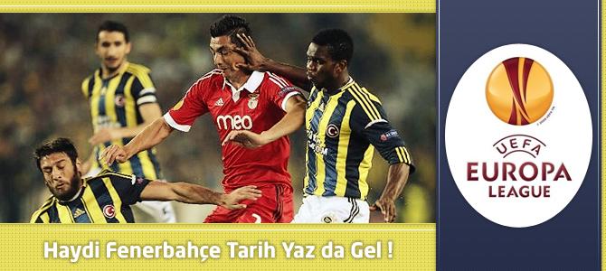 Benfica – Fenerbahçe Maçı Saat Kaçta ve Hangi Kanalda ?