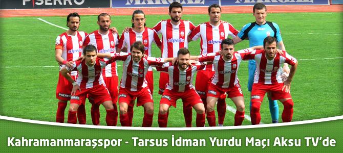 Kahramanmaraşspor Şampiyonluk Maçına Çıkıyor
