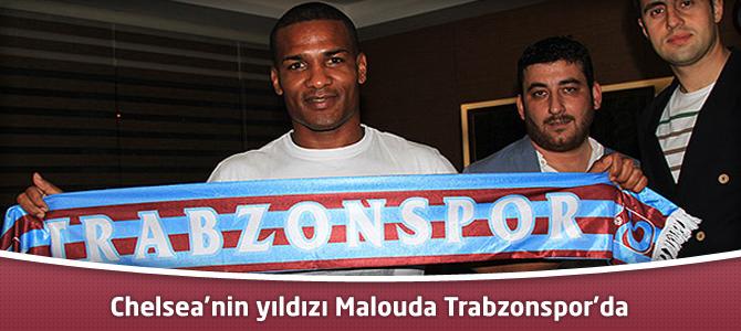 Chelsea'nin yıldızı Malouda Trabzonspor'da