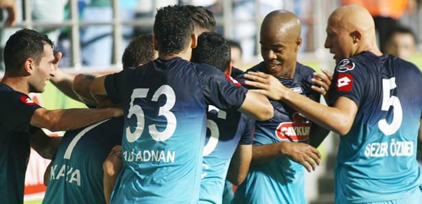 Çaykur Rizespor 1 – Gençlerbirliği 0 Maçın özeti ve golleri