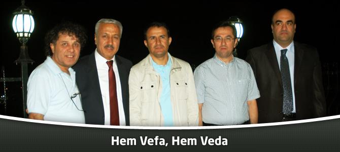 Hem Vefa Hem Veda