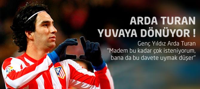 Arda Turan Galatasaray'a Transfer Oluyor !