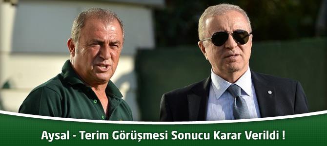 Terim'in Milli Takımı Yönetmesi Galatasaray'dan İzin Çıktı !