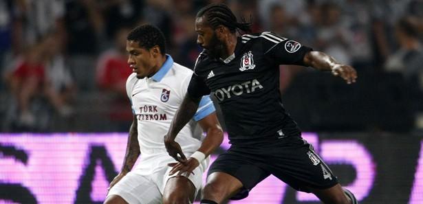 Beşiktaş 2 – Trabzonspor 0 Maçın özeti ve golleri