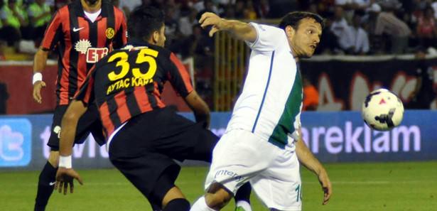 Eskişehirspor 2 – Bursaspor 0 Maçın özeti ve golleri
