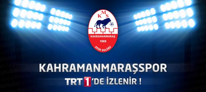 Kahramanmaraşspor – Ankaraspor Maçı TRT 1'den Canlı Yayınlanacak