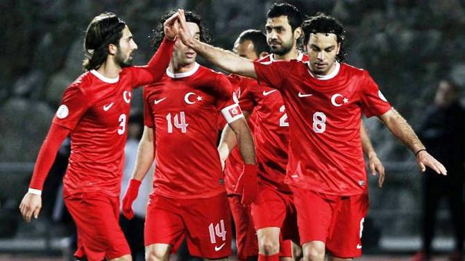 Romanya – Türkiye Maçı Muhtemel 11'ler