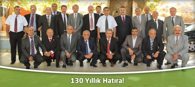 130 Yıllık Hatıra!