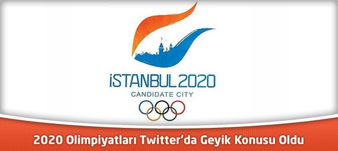 2020 Olimpiyatları Twitter'da Geyik Konusu Oldu