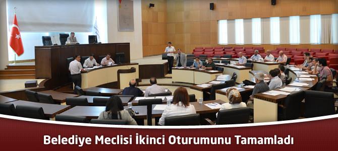 Kahramanmaraş Belediye Meclisi İkinci Oturumunu Tamamladı