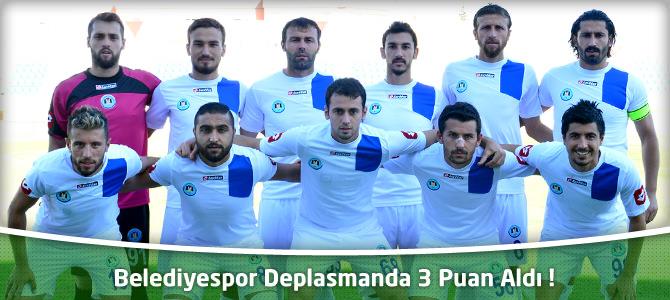 Ankara Demirspor 0 – Kahramanmaraş Büyükşehir Belediyespor 1
