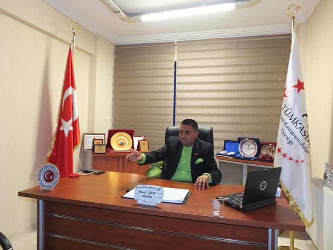 TÜMKASDER Genel Başkanı Murat Çalık Kurban Bayramı Öncesi Uyardı