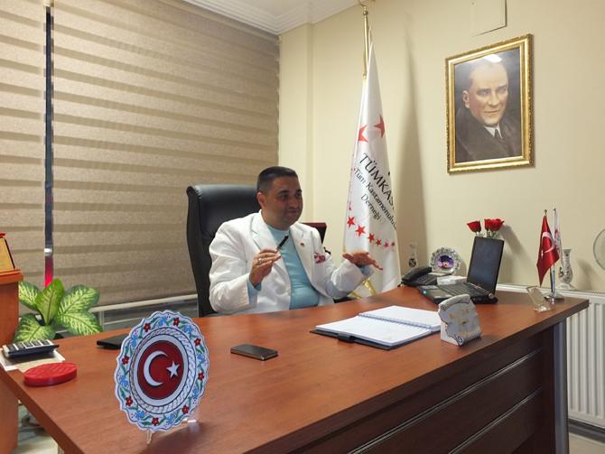 TÜMKASDER Genel Başkanı Murat Çalık Yerli hayvancılık desteklenmeli