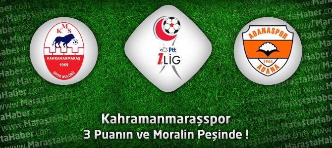 Kahramanmaraşspor – Adanaspor Maçı TRT Spor'da ! K.Maraş-Adana maçı naklen canlı
