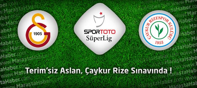 Galatasaray 1 – Çaykur Rizespor 1 geniş maç özeti ve golleri