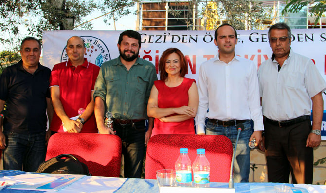 Gezi'den Sonra Hayatın Kendisi Direniş Haline Geldi