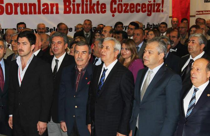 Milletvekili Durdu Özbolat Çankaya'yı Salladı