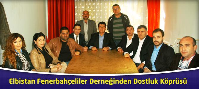Elbistan Fenebahçeliler Dostluk Köprüsü
